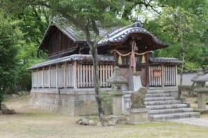 淀城の稲葉神社
