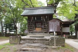 川中島・八幡社