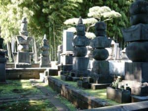 柳生家墓所