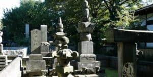 加賀・前田宗家の墓