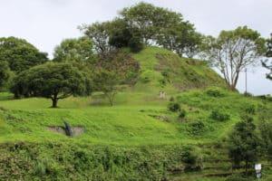 肥前・名護屋城の東出丸