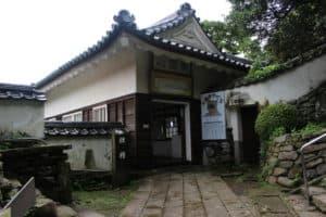 平戸城の狸櫓