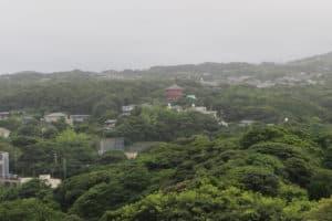 最教寺の「三重大塔」