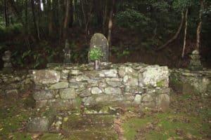 松浦鎮信の墓