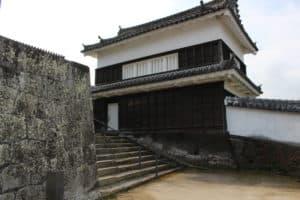 臼杵城の畳櫓