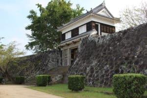 臼杵城の大門櫓
