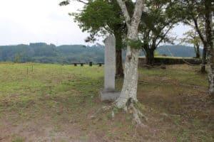 岡城の本丸跡