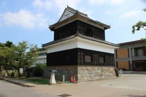 日出城の鬼門櫓