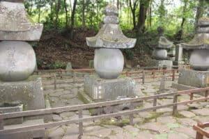 木下家定の墓
