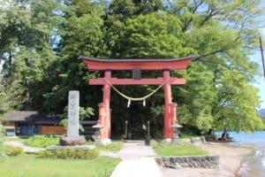 信濃・琵琶島城