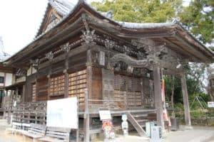 雪蹊寺・大師堂
