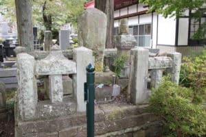 高坂昌信の墓
