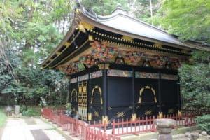 伊達綱宗の霊廟