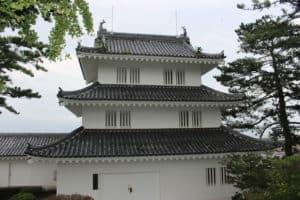島原城の東三重櫓