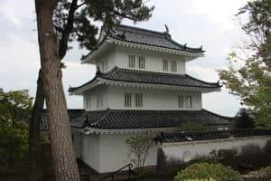 島原城の巽三重櫓