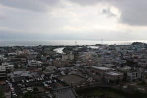 島原城からの展望