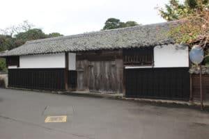 神代の武家屋敷