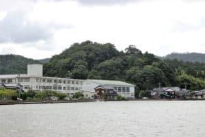 丹後・松倉城(久美浜城)