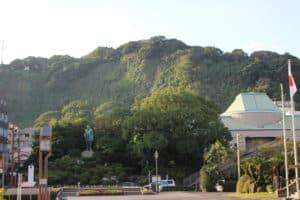 城山(上山城)鹿児島