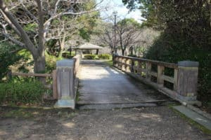 浜崎城と東福寺城