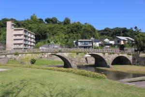 東福寺城と高麗橋