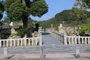 舞鶴城(国分城)