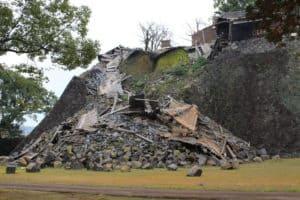 熊本城(隈本城)の北十八間櫓