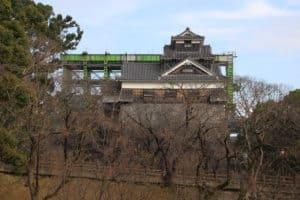 熊本城(隈本城)飯田丸五階櫓