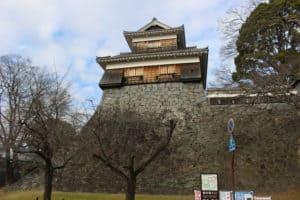 熊本城(隈本城)