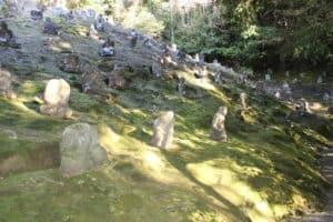 霊巌禅寺の五百羅漢