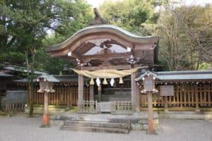 菊池城の本丸跡(隈部城跡)