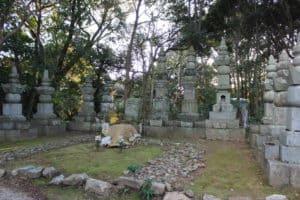 大沢家墓所