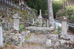 安芸氏の墓所