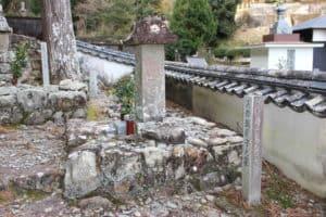 黒岩越前守の墓