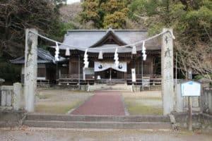 高知・秦神社