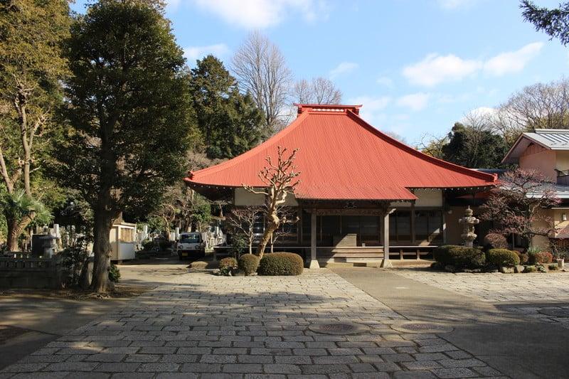 武蔵の榎下城~宅間上杉家が支配していた横浜の古城