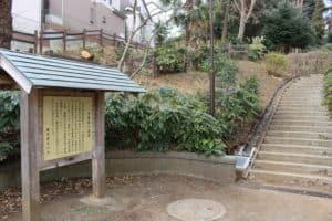 寺尾城(殿山公園)