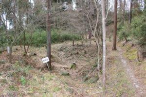 明知城の貯水池