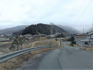 上村合戦・前田砦