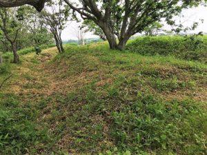 鶴ケ岱チャランケ砦跡