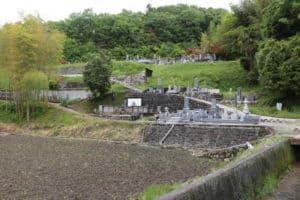 三村家親と三村元親の墓