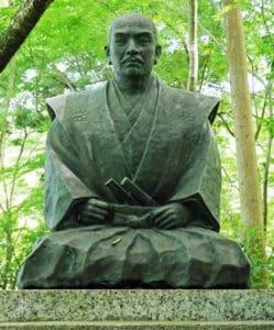 石田三成 銅像
