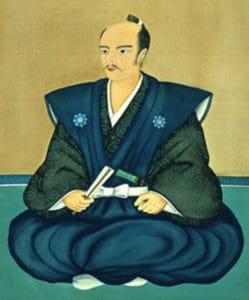 石田三成 肖像画